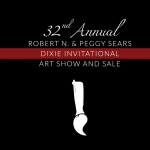 32nd Annual Sears Dixie Invitational Art Show and Sale