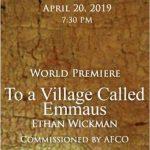 """""""To a Village Called Emmaus"""" World Premiere"""