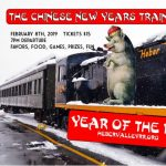 Chinese New Year Train