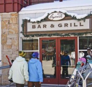 Legends Bar & Grill at Park City Mountain Resort