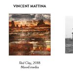 Vincent Mattina, Etsuko Kato, and Bill Dunford Exhibitions