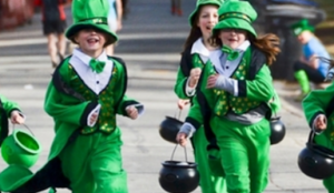 2019 Salt Lake City St. Patrick's Day Siamsa