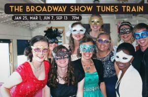 Broadway Show Tunes Train