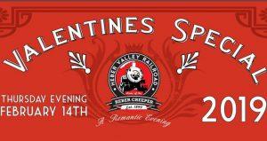 Valentines Special Evening Train 2019