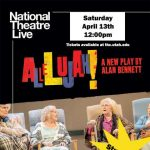 National Theatre Live presents Allelujah!
