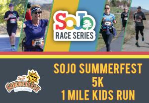 SoJo Race Series - Summerfest 5K & Kids 1-Mile...