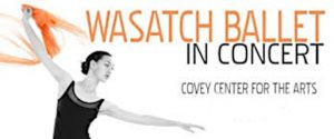 Wasatch Ballet's Company Concert