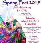 Belly Dance Spring Fest