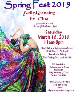 Belly Dance Spring Fest
