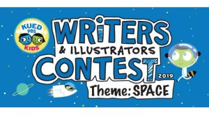 KUED PBS Writers and Illustrators Contest