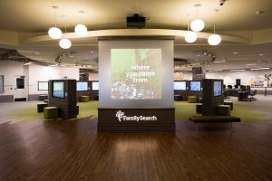 FamilySearch Center