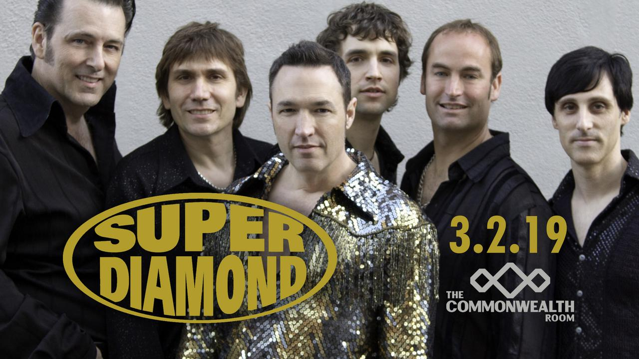 Super Diamond Presented By The Commonwealth Room