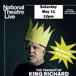 National Theatre Live presents The Tragedy of Richard the Second