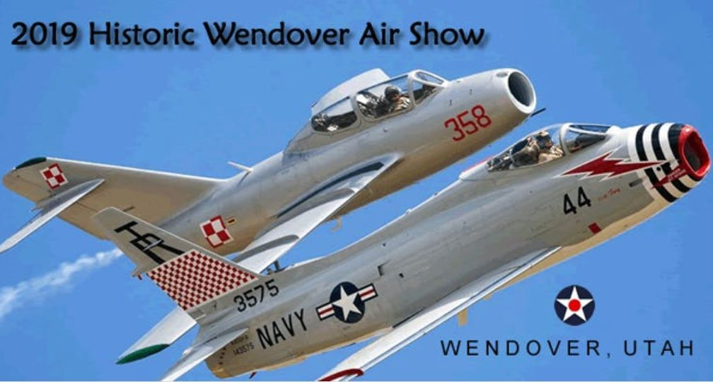2019 Historic Wendover Airfield Air Show presented by