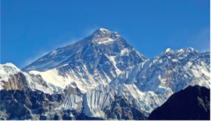 Mt Everest Peace Climb -- Citizens Climate Lobby