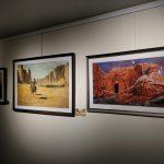 Patrick Paul René Exhibit at Bighorn Gallery