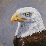 Adult Paint Night: Bald Eagles