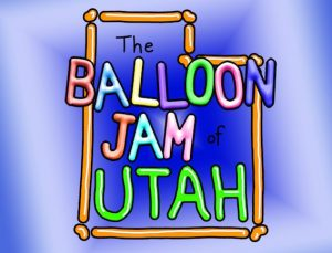 Balloon Jam Utah honoring Marvin and Penny Hardy