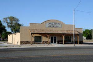 West Millard's Great Basin Museum