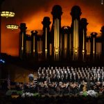 Temple Square Chorale and Orchestra at Temple Squa...