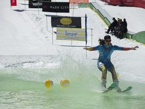 23rd Annual Pond Skimming Competition
