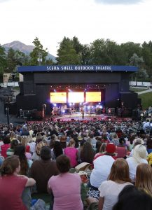 SCERA Shell Outdoor Theatre