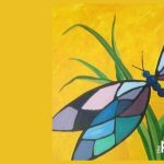 Spring Dragonfly - All Ages Painting