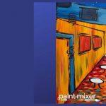 Van Gogh's Cafe - Paint & Sip Night