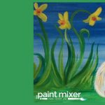 Bunny Garden - All Ages Painting