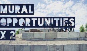 9 Line Bike Park Artist Opportunity