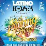 Spring Fling Latin Showcase