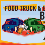 3rd Annual Food Truck and Beer Battle