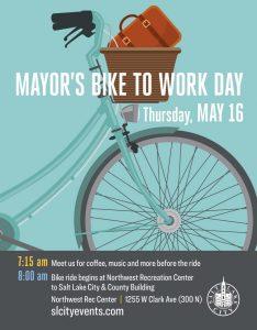 Mayor's Bike to Work Day 2019