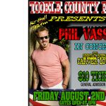 2019 Tooele County Fair: Phil Vassar