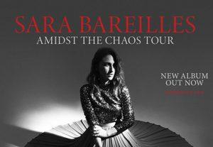 Sara Bareilles: Amidst The Chaos Tour 2019