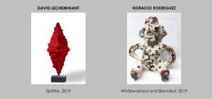 David Lecheminant and Horacio Rodriguez Exhibits