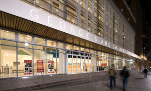 Call for Artists Temporary Public Art: Eccles Theater Holiday Installation