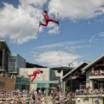 Utah Olympic Park Flying Ace All-Stars Freestyle Show