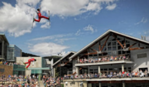 Utah Olympic Park Flying Ace All-Stars Freestyle S...