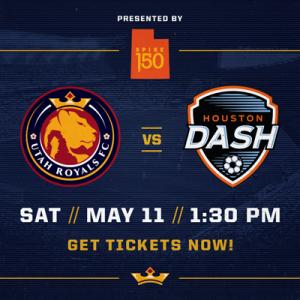 Utah Royals FC vs. Houston Dash