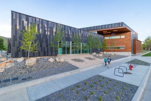 Kamas Valley Library & Summit County Services Building