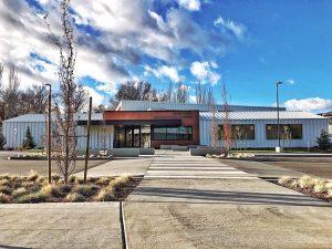 Ledges Event Center