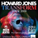 2019 Outdoor Concert Series - Howard Jones Transfo...