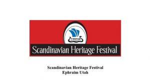 Scandinavian Heritage Festival