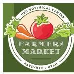 2021 USU Botanical Center Farmers Market