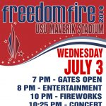 2019 Freedom Fire Celebration and Fireworks Show