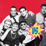 Backstreet Boys vs. *NSYNC