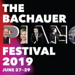 2019 Bachauer International Piano Festival