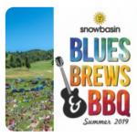 Snowbasin's 2019 Blues, Brews & BBQ Concert Se...