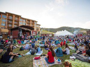 2020 Park City Summer Concert Series- CANCELLED